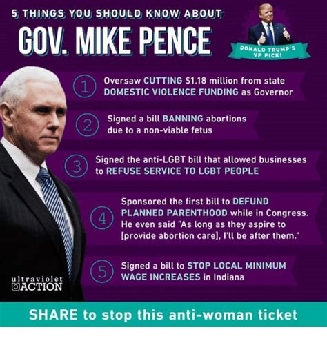 how to learn new things in mike s journal 5 things you should about gov mike pence donald s vp oversaw cutting 118