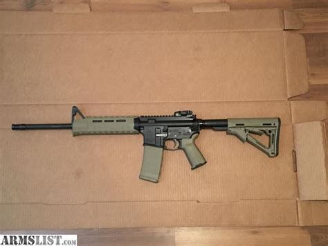 Mba 3 Stock On Ruger Ar 556 by Armslist For Sale New Ruger Ar 556 Magpul Fde Plus