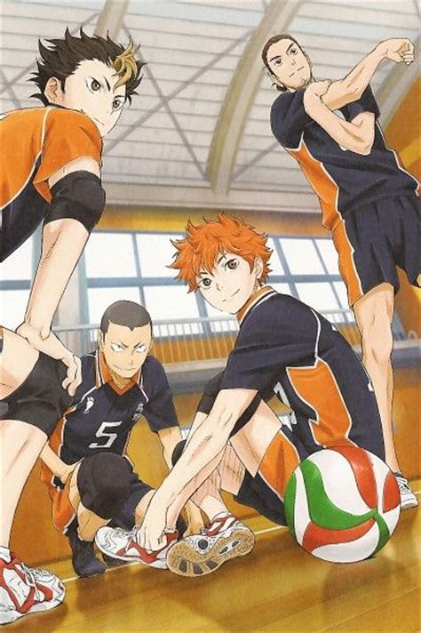 anime volleyball 22 best ハイキュー images on pinterest anime guys kagehina