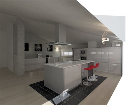 cucine in mansarda cucina in mansarda idee interior designer