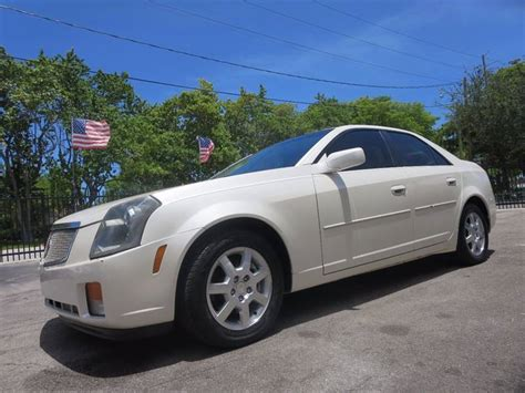 Cadillac Cts 2005 Price by 2005 Cadillac Cts 3 6 Automatic For Sale Used Cars On