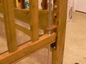 crib setup
