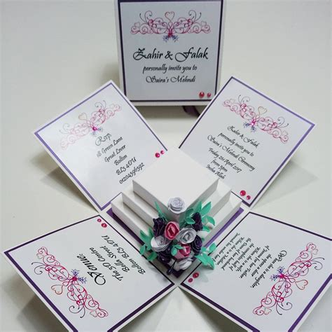 Unique Wedding Invitations Uk by Unique Wedding Invitations That Will Really Stand Out Chwv