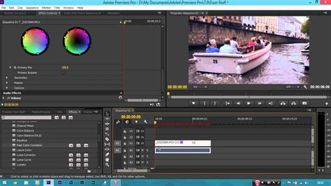 tutorial adobe premiere for beginner beginner video editing tutorial adobe premiere pro cc