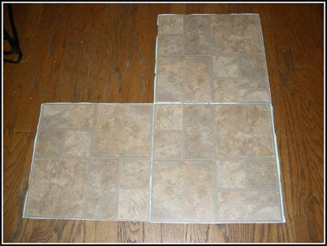 to fit peel and stick floor tile cabinet hardware room
