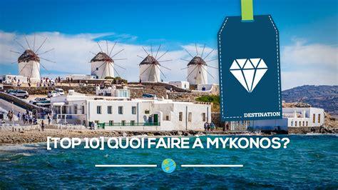 top 10 les plus belles plages de mykonos profession