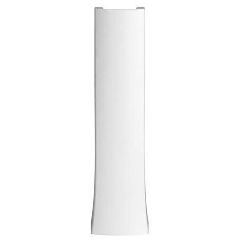 kohler elliston pedestal sink elliston pedestal sink base porcelain white rona