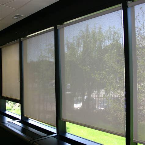 cortinas estores enrollables estor screen panama 1 retalin cortinas y tejidos