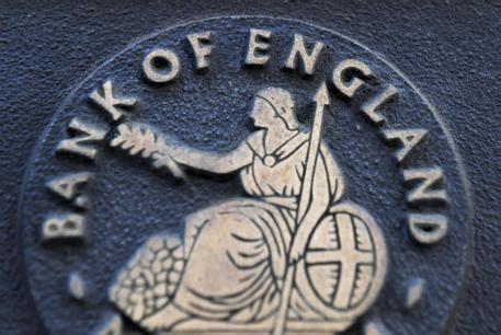 Banca Inghilterra by Banca Inghilterra Tassi Fermi A 0 75 Economia Ansa It