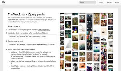 pinterest layout plugin 6 jquery plugins to create pinterest like layout jquery