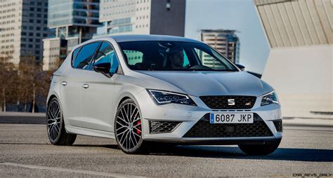 2016 SEAT Leon CUPRA 290   GTI Beating Coupe, Hatch and