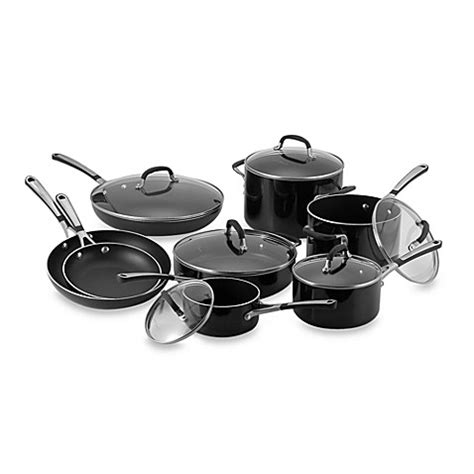 bed bath and beyond calphalon buy calphalon cookware sets from bed bath beyond