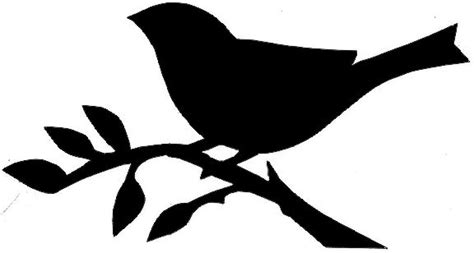 bird outline clipart best