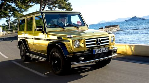 mercedes jeep gold 2015 mercedes benz g 500 review luxury things