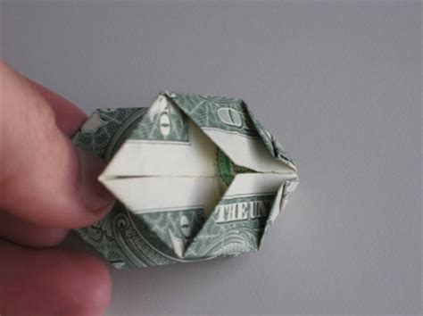 Origami Bow Tie Dollar - origami folding how to make a money origami