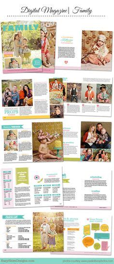 Zine Ideas On Pinterest Layout Magazines And Tween Electronic Magazine Template