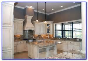 Kitchen Wall Colors White Cabinets by Kitchen Paint Colors With Antique White Cabinets