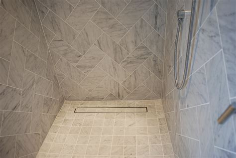 Tile In Shower Drain by Infinity Shower Drains Luxe Linear Drains Llc