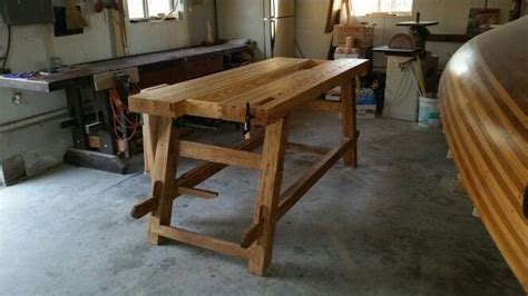 moravian style work bench home decor wood tools workbench