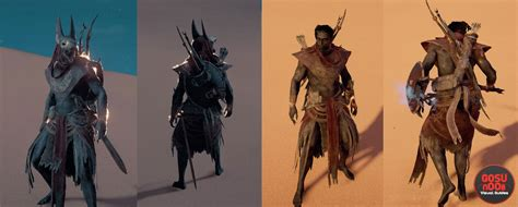 Origins Set Trial ac origins anubis is finally here trials of the