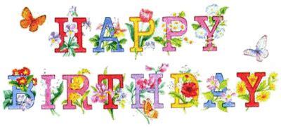 Sunshine Awning Happy Birthday Animated Butterflies Happy Birthday