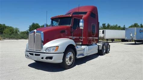kenworth 2010 for sale 2010 kenworth t660 conventional trucks for sale 203 used