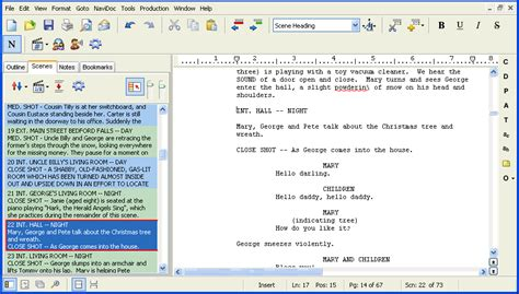 best free script writing software free screenplay software mac