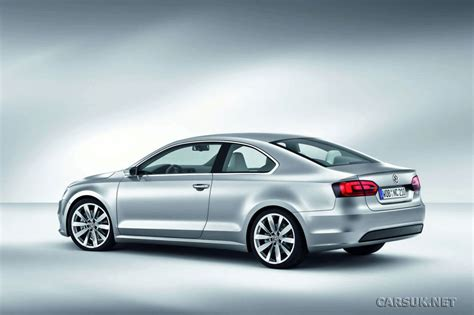 Vw Compact Coupe Vw Golf Coupe Hybrid Revealed