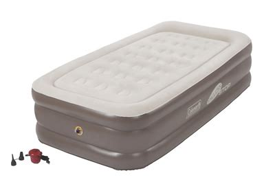 Best Air Mattress Brand by Coleman Air Mattress Reviews Of Top 3 Novermber 2016