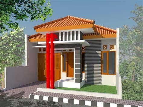 contoh layout rumah sederhana 20 gambar desain rumah minimalis sederhana berbagai type