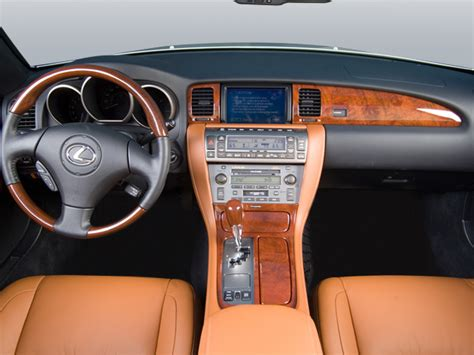 lexus convertible sc430 2007 lexus sc430 reviews and rating motor trend