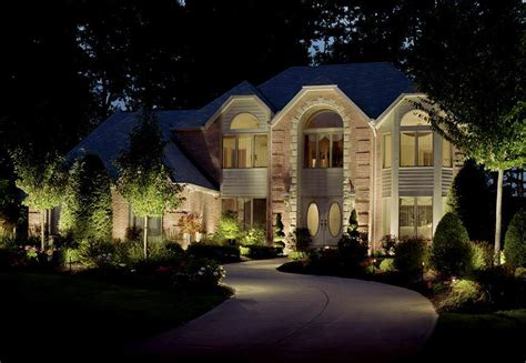 how to install landscape lighting how to install exterior landscape lighting colour