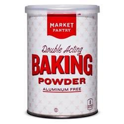 aluminum free baking powder market pantry target