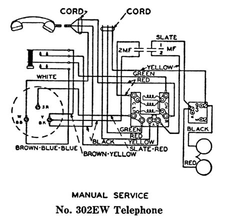 Box Bell Lifier western electric 302 wiring diagram western get free image about wiring diagram
