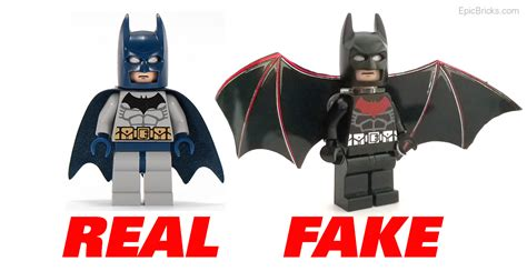 New Lego Batman Bat Reggae Suit Minifig Dc Minifigure From 70923 epic bricks lego batman minifigures identified