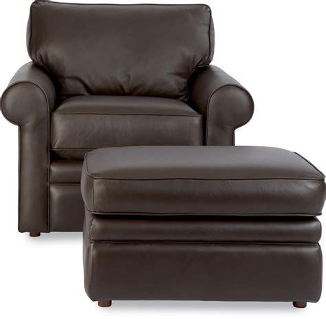la z boy ottoman la z boy collins chair with rolled arms ottoman