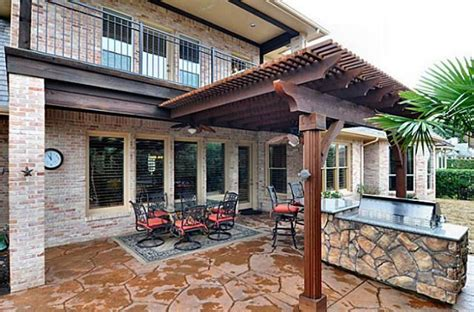 Patio Covers Flower Mound Tx Metropolitan Builders Fences And Patio Covers In Frisco