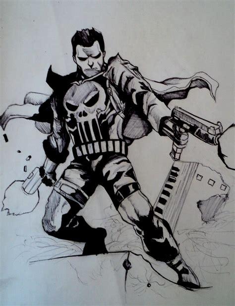 wolverine imagenes para dibujar mi dibujo de wolverine y the punisher lapicera arte