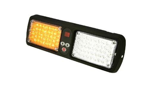 visor lights emergency vehicles lumax visor beam vehicle emergency led light amber clear