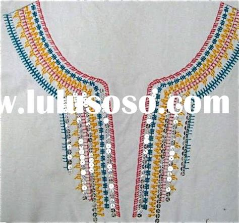 embroidery design for kurta neck sequin kurta neck embroidery designs embellished tops