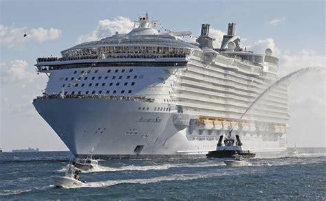 largest cruise line 世界最大の豪華客船が本当に豪華な件について the world s largest cruise ships