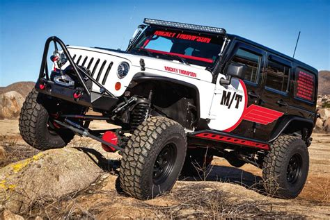 Baja Jeep Mickey Thompson Tires Carid