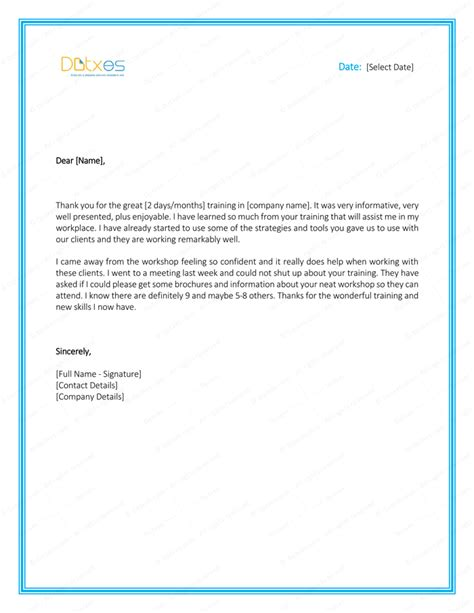 thanks letter boss for giving opportunity sample thank you