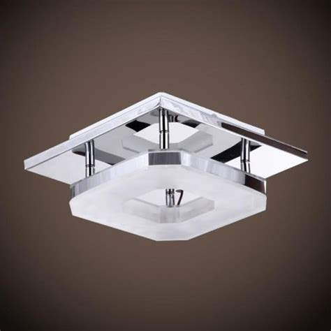modern bathroom ceiling lights modern 8w led flush mounted ceiling light wall