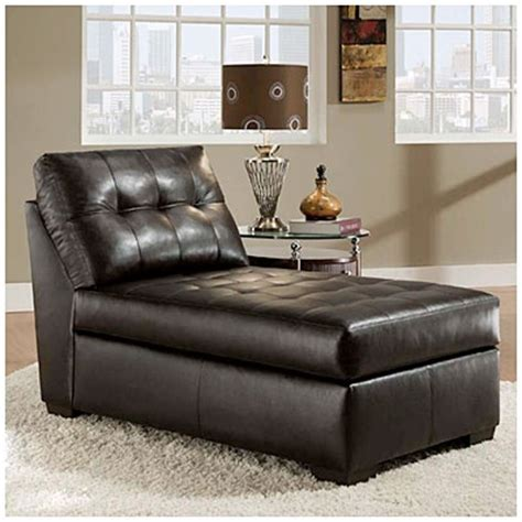 simmons manhattan faux leather recliner simmons 174 manhattan chaise at big lots living room ideas