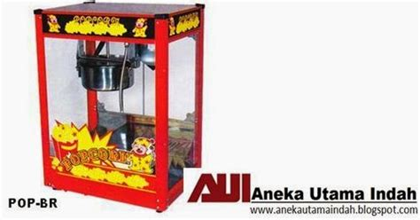 Mesin Pembuat Pop Corn Pop Corn Machine aneka utama indah popcorn machine popcorn maker mesin