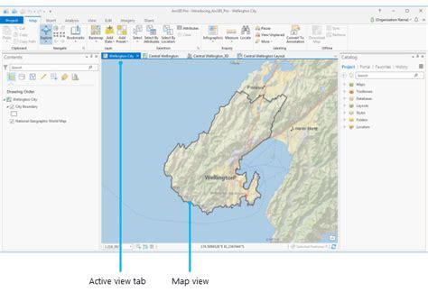 arcgis layout horizontal about arcgis pro arcgis pro arcgis desktop