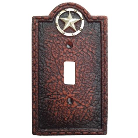 decorative electrical wall plate covers circle western decorative single switch plate wall plate
