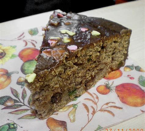 schokoladen marzipan kuchen schokoladen marzipan kuchen rezept mit bild