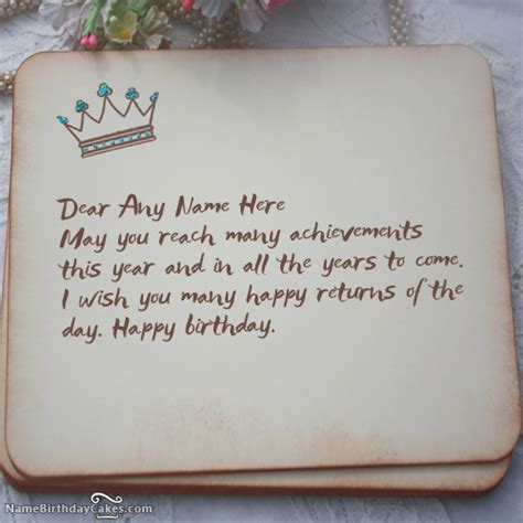 What To Write In Birthday Card To Friend